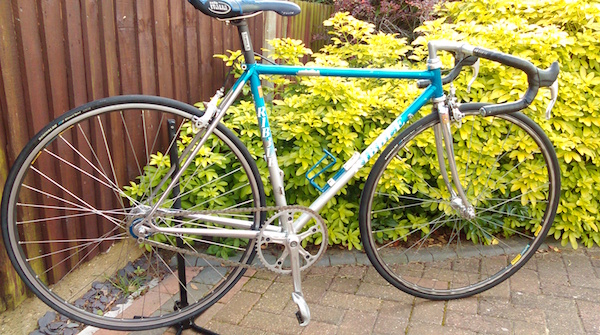 ribble fixed bike