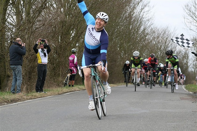 Tim Savage Wins at Chelmer RR 2015 #2